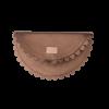 Bronze Gold Clutch Bag