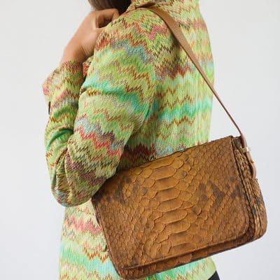 Tan Brown Kimmie Mix Bag