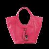 HOT pink hobo bag