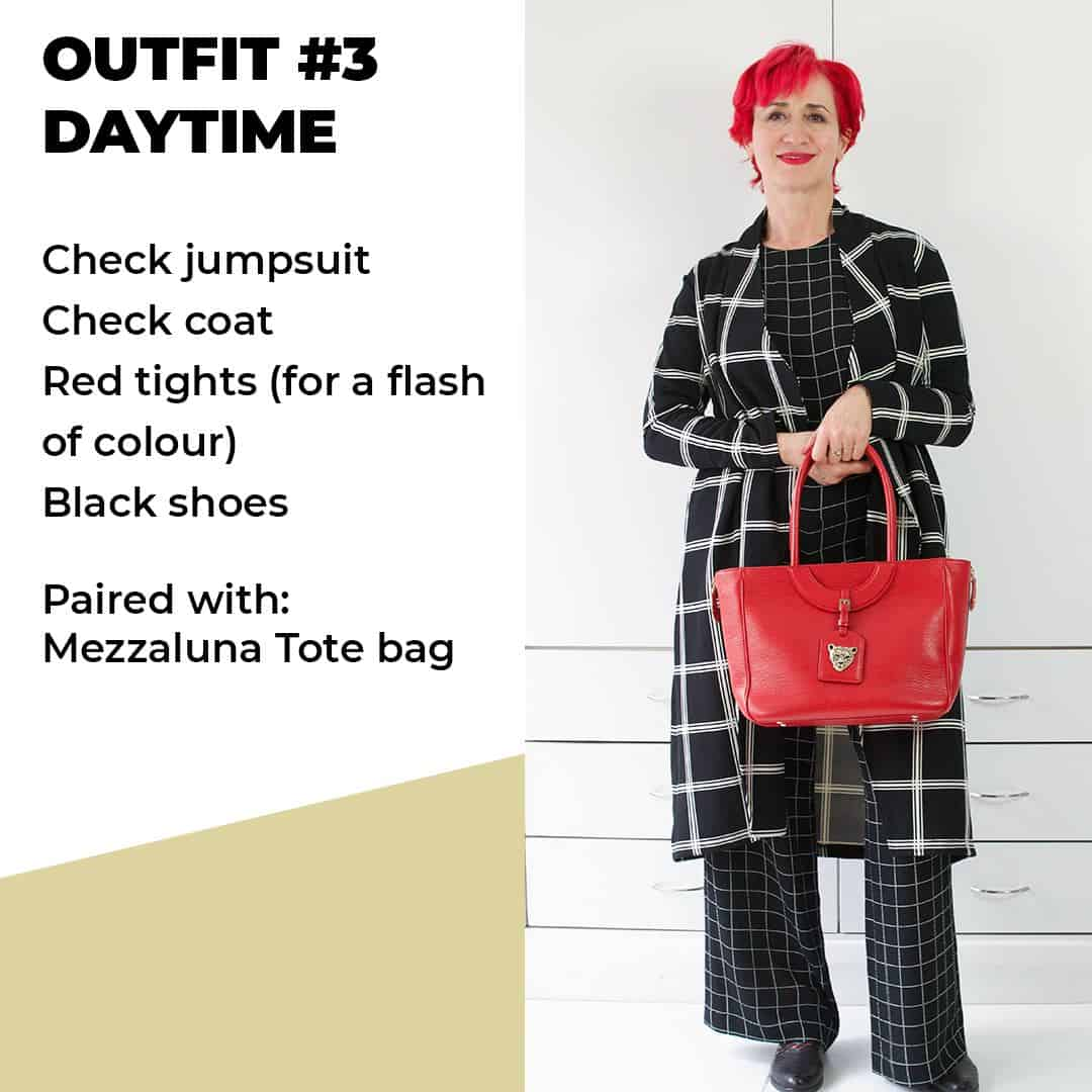 red theme outfit 3 day