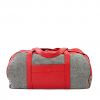 Red Mix Weekend travel Duffel 2