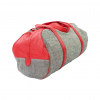 Red Mix Weekend travel Duffel 3