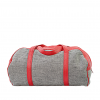 Red Mix Weekend travel Duffel 4