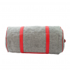 Red Mix Weekend travel Duffel 5