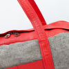 Red Mix Weekend travel Duffel 6